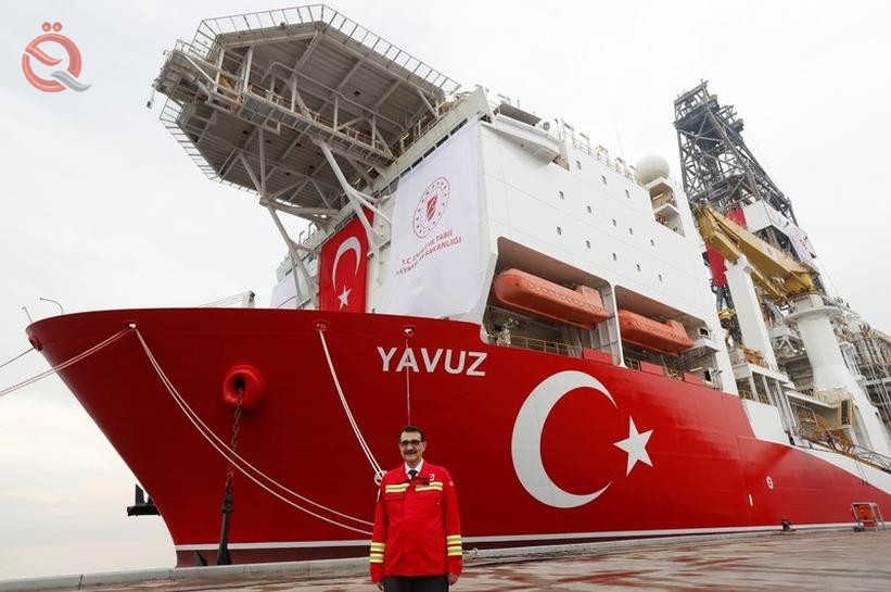Turkey announces the discovery of a historical gas in the Black Sea 16115