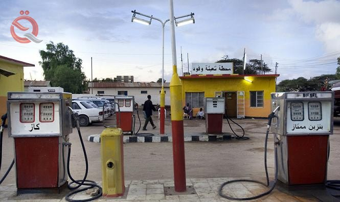 Diyala obtains the approval of the Ministry of Oil to supply them with additional quantities of gasoline 16119
