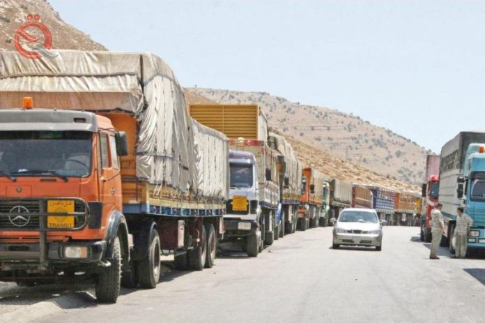 Iran: Restrictions on the export of construction materials, tiles and ceramics to Iraq 16129