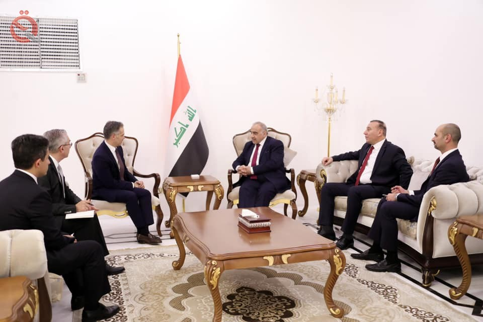 GE: We added 125 megawatts to the electrical system in Iraq 16182