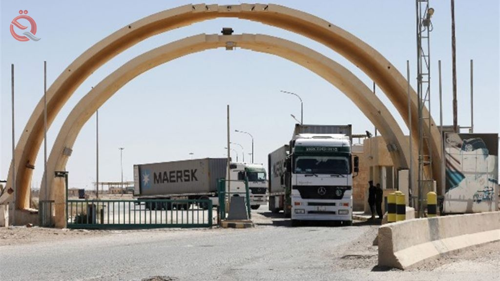 Taribil Border Customs registers daily revenue of one and a half billion dinars 16224