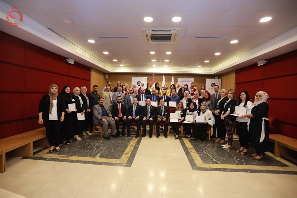Association of Banks concludes a course in banking service strategies and development of customer service management skills 16329