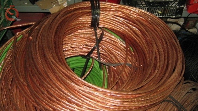 The industry is raising its copper wire output to 150 tons 16391