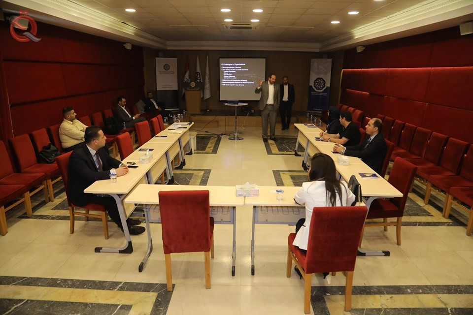 The Association of Private Banks organizes a free workshop in cooperation with DELL International 16413