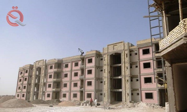 «Construction and Housing» plans to implement 33 thousand housing units in Baghdad and the provinces 16427