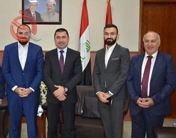 The Kurdistan Minister of Planning instructs the formation of joint committees with the Association of Private Banks to support training 16615