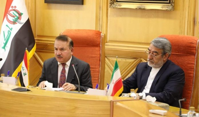 Iraq and Iran sign a memorandum of understanding to open a border crossing 16643