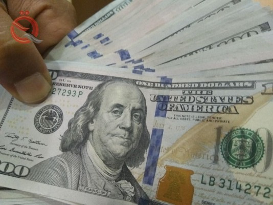 The dollar stabilizes against the Iraqi dinar 16747