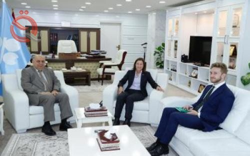 Iraq calls on Australian companies to invest opportunities in the oil and energy sector 16913