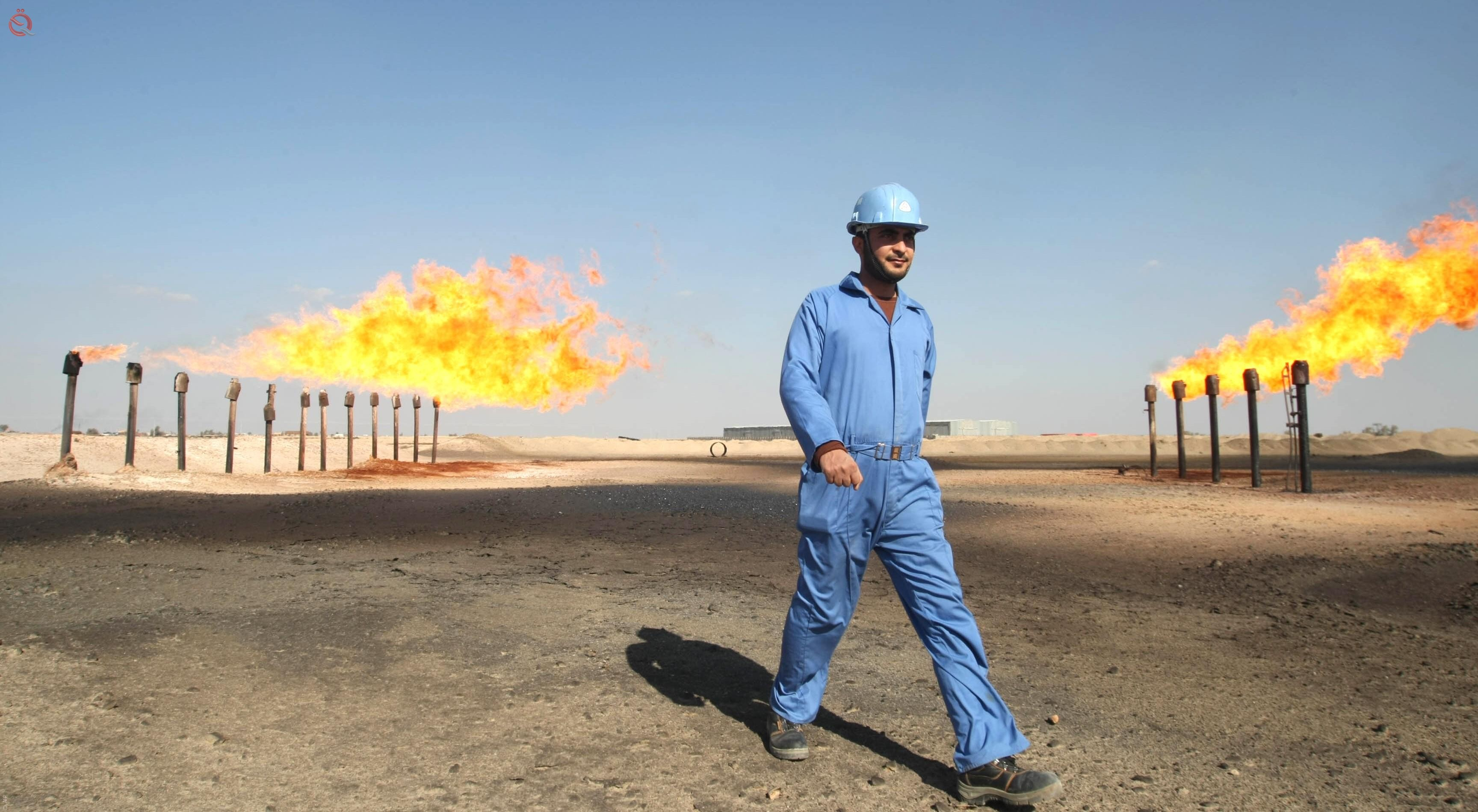 The Korea Gas Corporation produces 500,000 barrels per day from a field in southern Iraq 16985