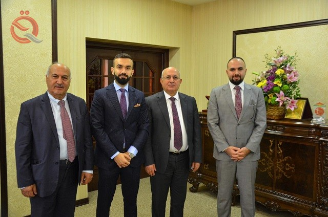 The Association of Private Banks meets the Minister of Finance and Economy of the Regional Government 17015