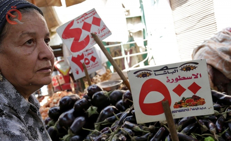 The Egyptian economy is leaving the crisis of high inflation 17017
