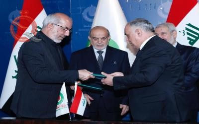 Iraq signs a contract to drill 20 oil wells in the field of Nasiriyah 17019