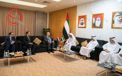 Iraq and UAE discuss investment in energy 17025