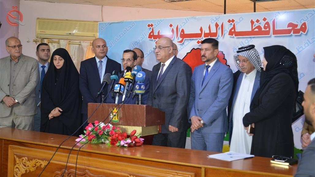 Trade Minister: intend to make Diwaniyah the capital of Iraq's agricultural 17247