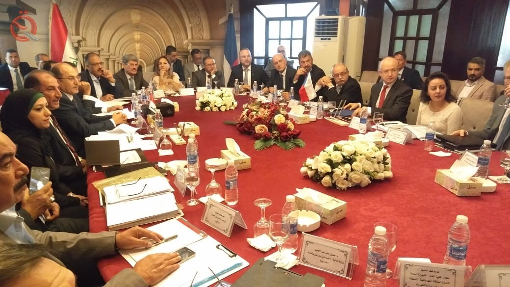 Iraq and the Czech Republic are discussing strengthening partnership and investment to improve electricity and communications networks 17287