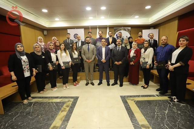 Iraqi Private Banks Association concludes the course «Liquidity instruments in Islamic banks according to IFSB standards» 17335
