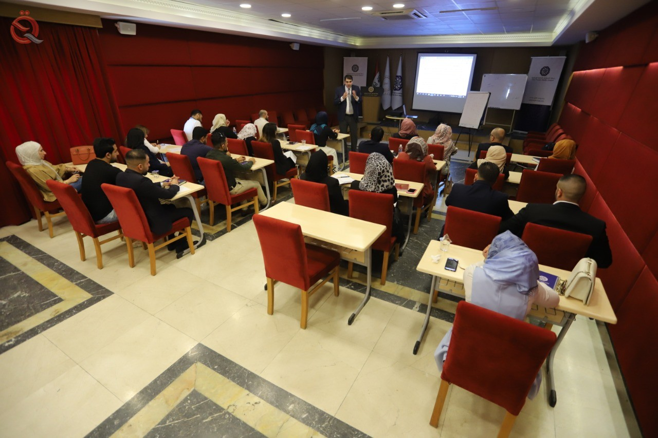 "Association of Private Banks Holds a Course on ""Measuring Financial Risks and Bank Troubles"" 17351"