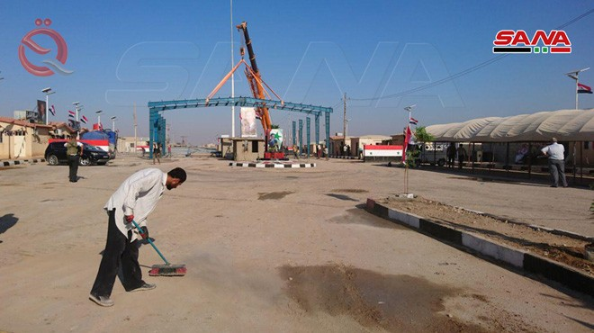 Syria announces the opening of Al - Qaim border crossing with Iraq 17393