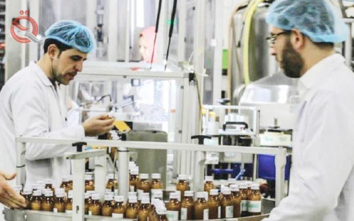 Samarra medicines achieve a production value of more than one billion dinars 17449