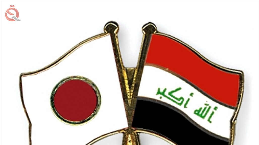 Japan grants Iraq mechanisms and containers to support liberated areas 17451