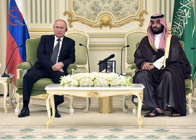 Kremlin: Putin discussed oil prices with Saudi leaders 17567