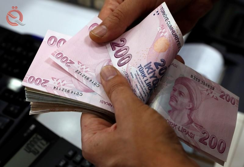 The risk of sanctions falls in Turkish lira 17569