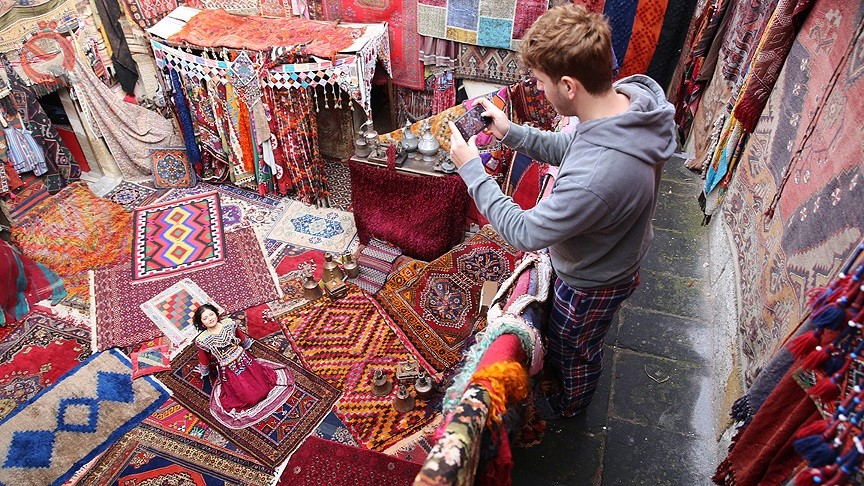 Iraq is among the top five importing Turkish carpets 17862