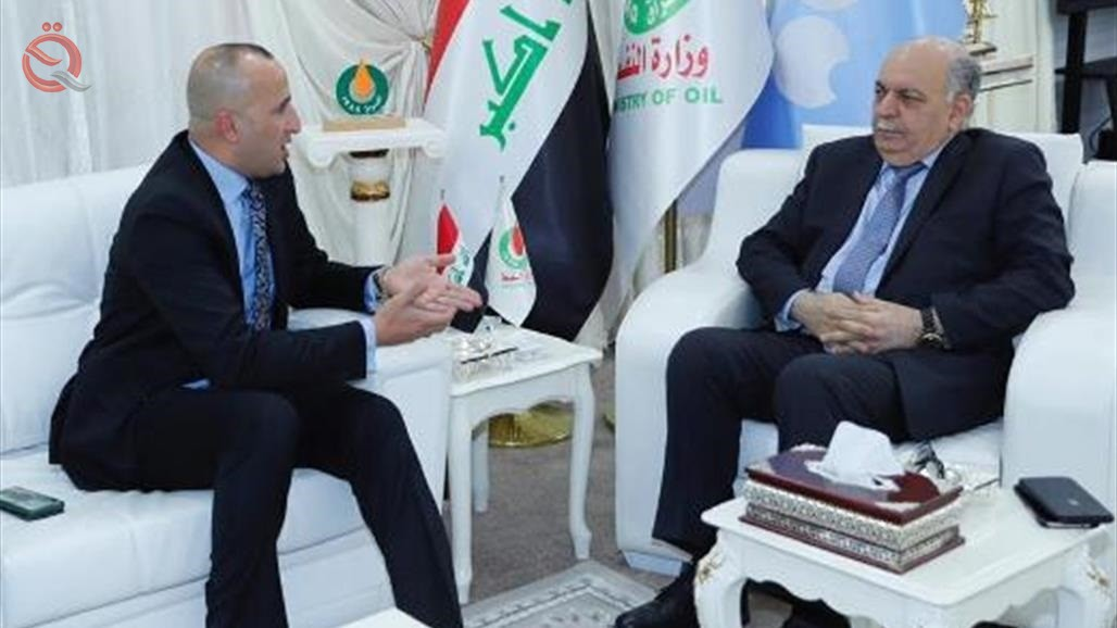 The oil minister announces the launch of more than a thousand additional jobs for the sons of Dhi Qar 18377