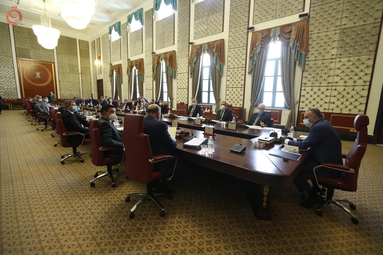 Cabinet discusses health, electricity, approves several draft laws 21488