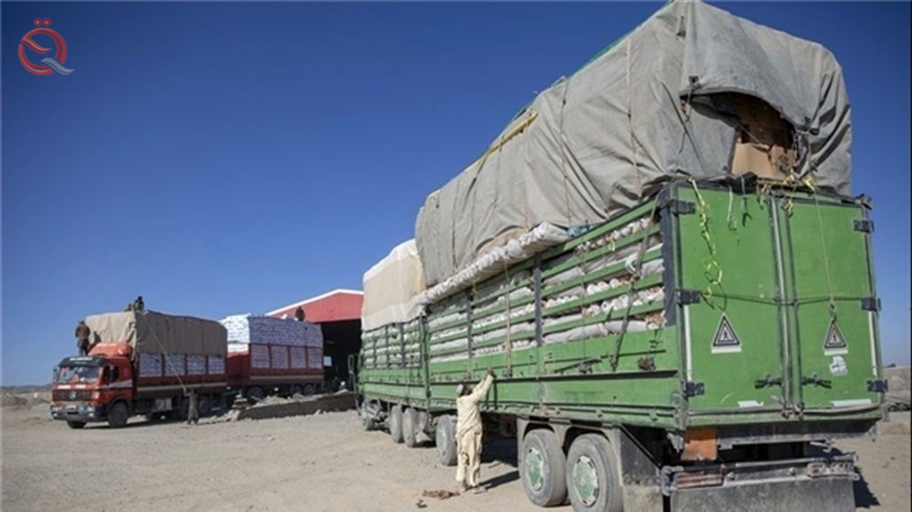 Iran announces the export of approximately 19,000 tons of non-oil goods to Iraq 22272
