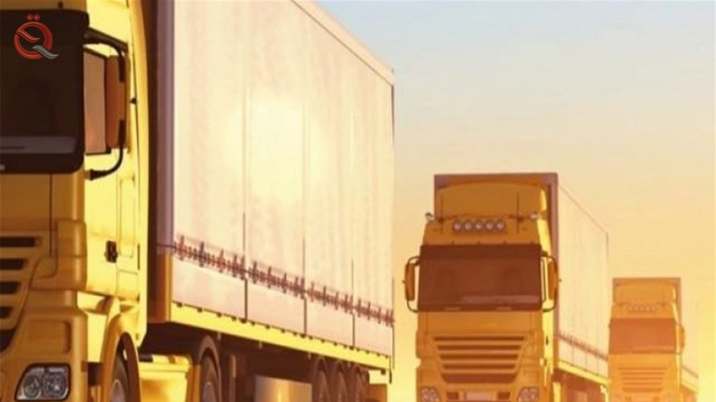 The Central Bureau of Statistics: The decrease in the quantities of goods transported by trucks in Iraq 22432
