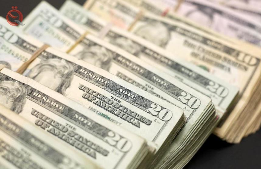 Stability of the dollar exchange rate against the Iraqi dinar 22466