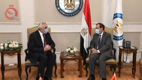 Egypt announces the renewal of the agreement to supply Iraqi crude for six months 22542