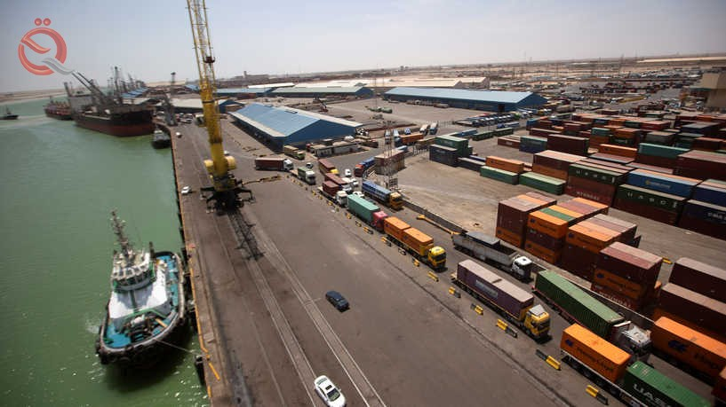 Funding problems or external pressure behind the stoppage of work in the large port of Faw? 22574