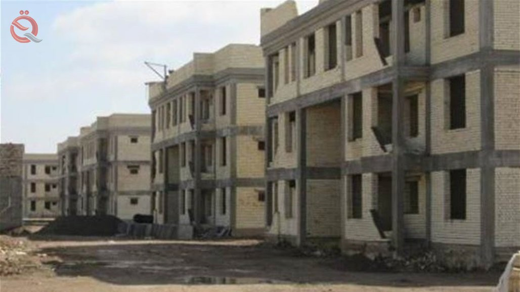 Parliamentary work: Distribution of 1600 housing units in Baghdad, Basra and Maysan early next year 22640