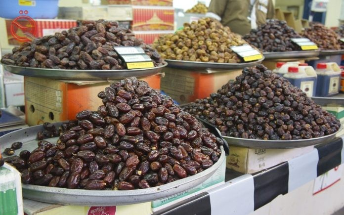 Karbala expects to produce 160,000 tons of dates for this year's season 22864