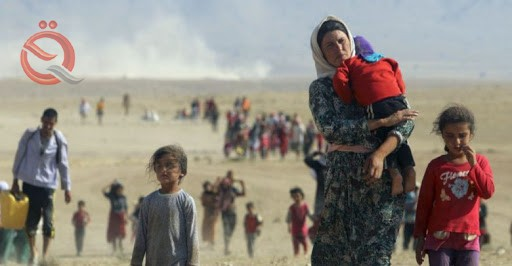 10 million dinars for the families of the Yazidi martyrs in Sinjar 22890