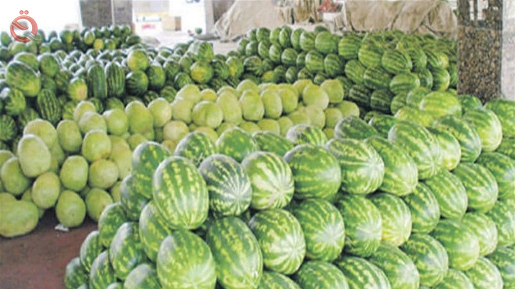 Agriculture allows import of watermelon and watermelon crops 22990