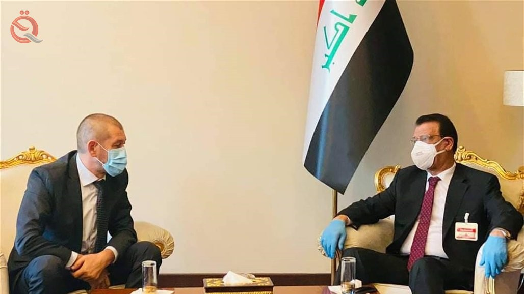 Iraq confirms its openness to the agricultural developed world 23228