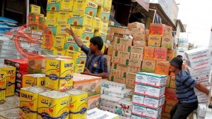 4,5 billion dinars, the value of the cash allowance for the ration items 23316