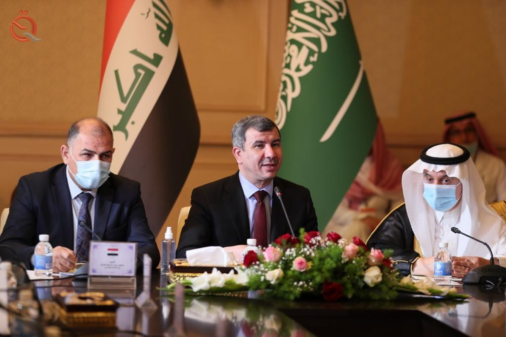 Iraq is looking forward to new projects with Saudi Arabia in the field of electricity and gas investment 24132