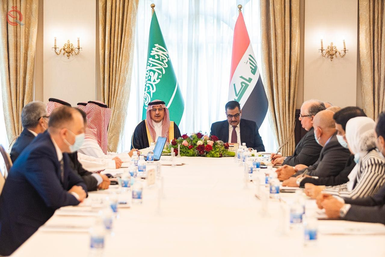 Central Bank Governor meets with his Saudi counterpart in Baghdad 24156