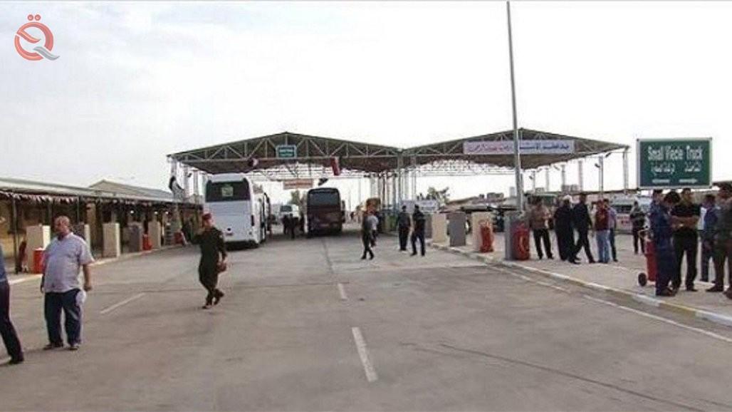"""Saudi Customs is preparing to open a """"Jdeidet Arar"""" port with Iraq 24248"""