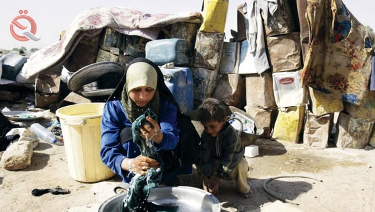 5.5 million Iraqis face the double trauma 24258