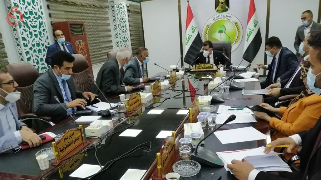 Agriculture: Approval by voting on the draft joint protocol between Iraq, Egypt and Jordan 24726