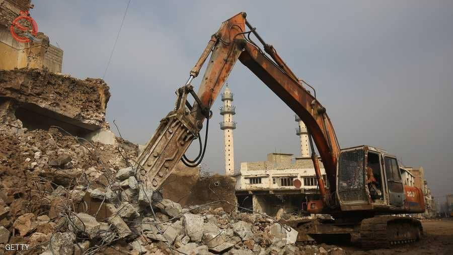 Nineveh is estimated to need 15 billion dollars for reconstruction 24858