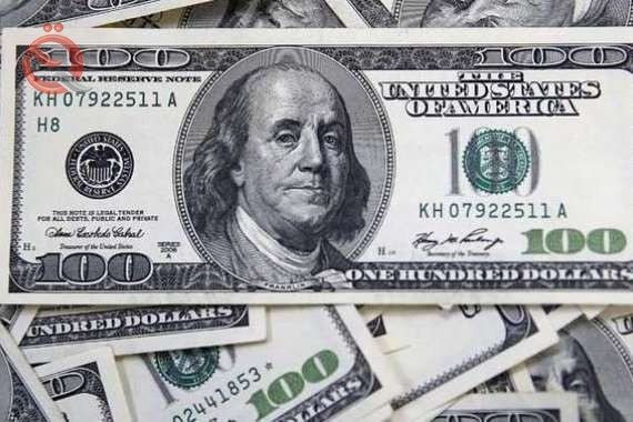 The exchange rate of the dollar against the dinar in the first days of 2021 25287