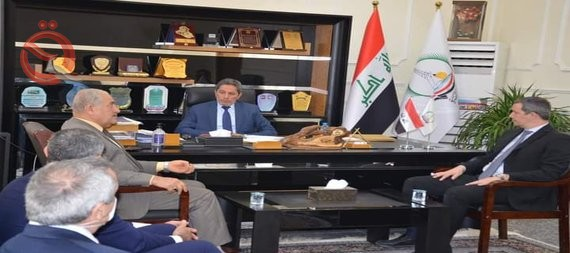 Basra is discussing with Italian companies to develop the infrastructure in the province 25712