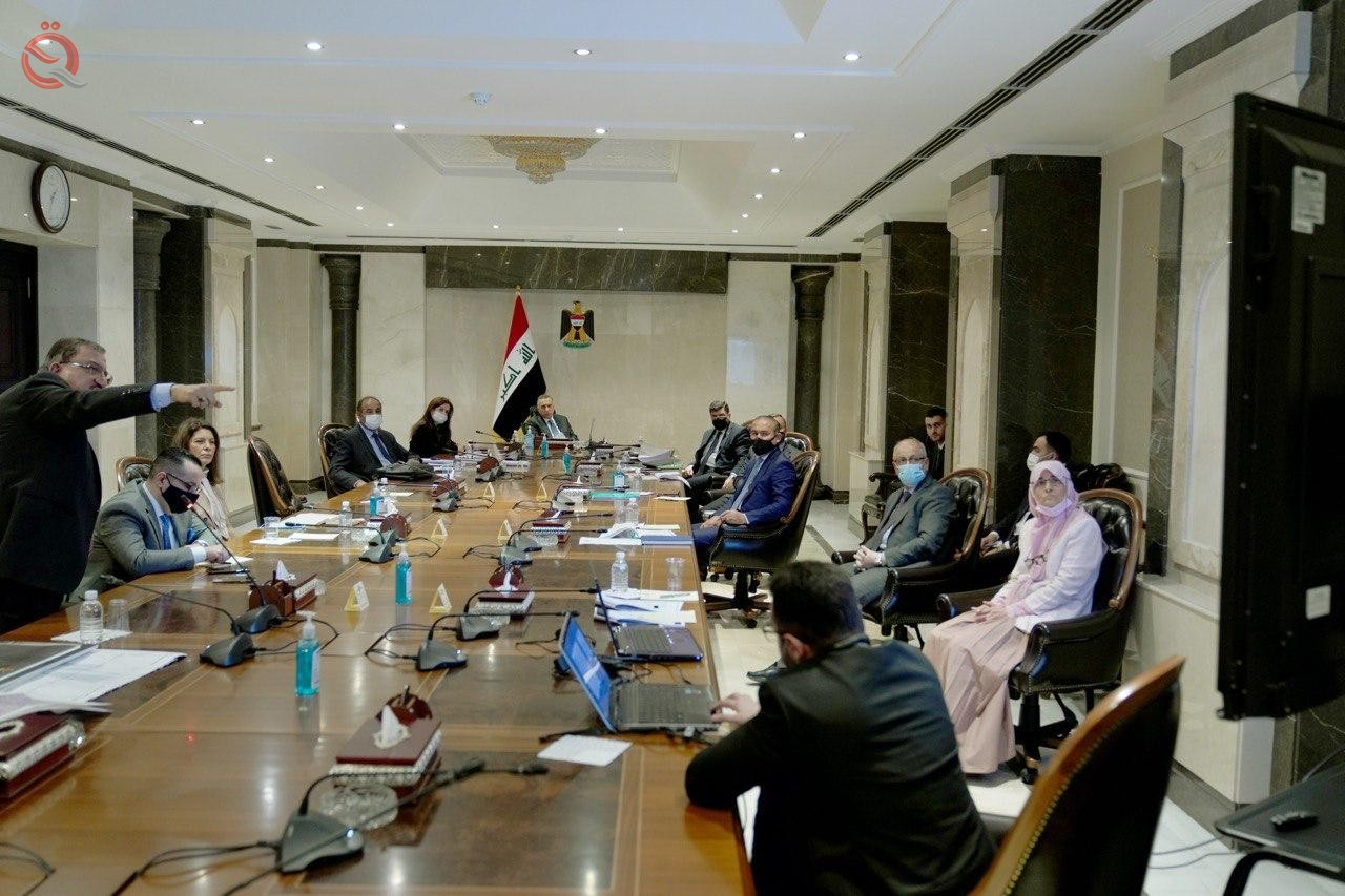 The Prime Minister discusses the implementation of the ring road around the capital, Baghdad, and its importance in stimulating the economy 26282